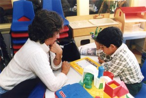 Early Childhood Special Education - ECE Teacher with Special Ed Student