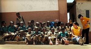 Obtaining an Early Childhood Education Degree - St. Theresa's in Ghana