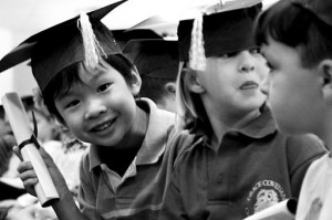 Early Childhood Education Courses - Graduation